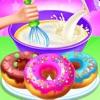 我的甜点甜甜圈食品厨房中文版