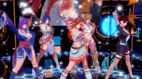 格斗天使SE游戏官网正式版图2: