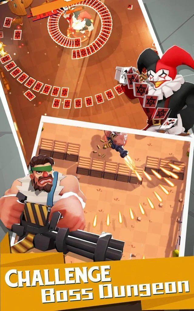 射击联盟赏金猎人游戏无限金币下载图片1