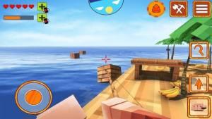 木筏求生海洋探险手机游戏最新正版下载图片3