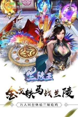 兰陵王手游官方版图4