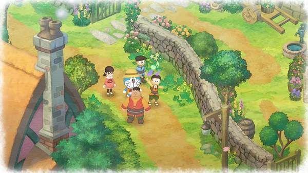 哆啦A梦大雄的牧场物语游戏官方网站下载中文正式版图3: