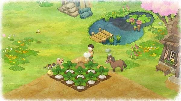 哆啦A梦大雄的牧场物语游戏官方网站下载中文正式版图2: