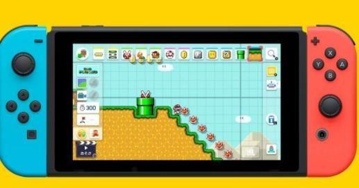 超级马里奥制造2游戏安卓中文手机版图1: