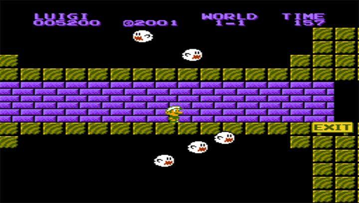 超级玛丽神风版全关卡攻略完整版安卓游戏下载图1: