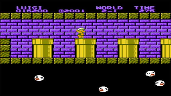 超级玛丽神风版全关卡攻略完整版安卓游戏下载图2: