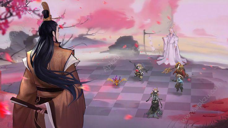 侠客自走棋手机游戏全关卡阵容攻略完整版下载图片2