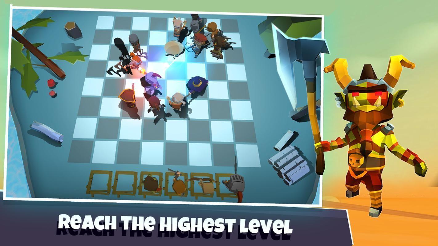 英雄自走棋游戏官方网站下载正式版(Heroes Auto Chess)图4: