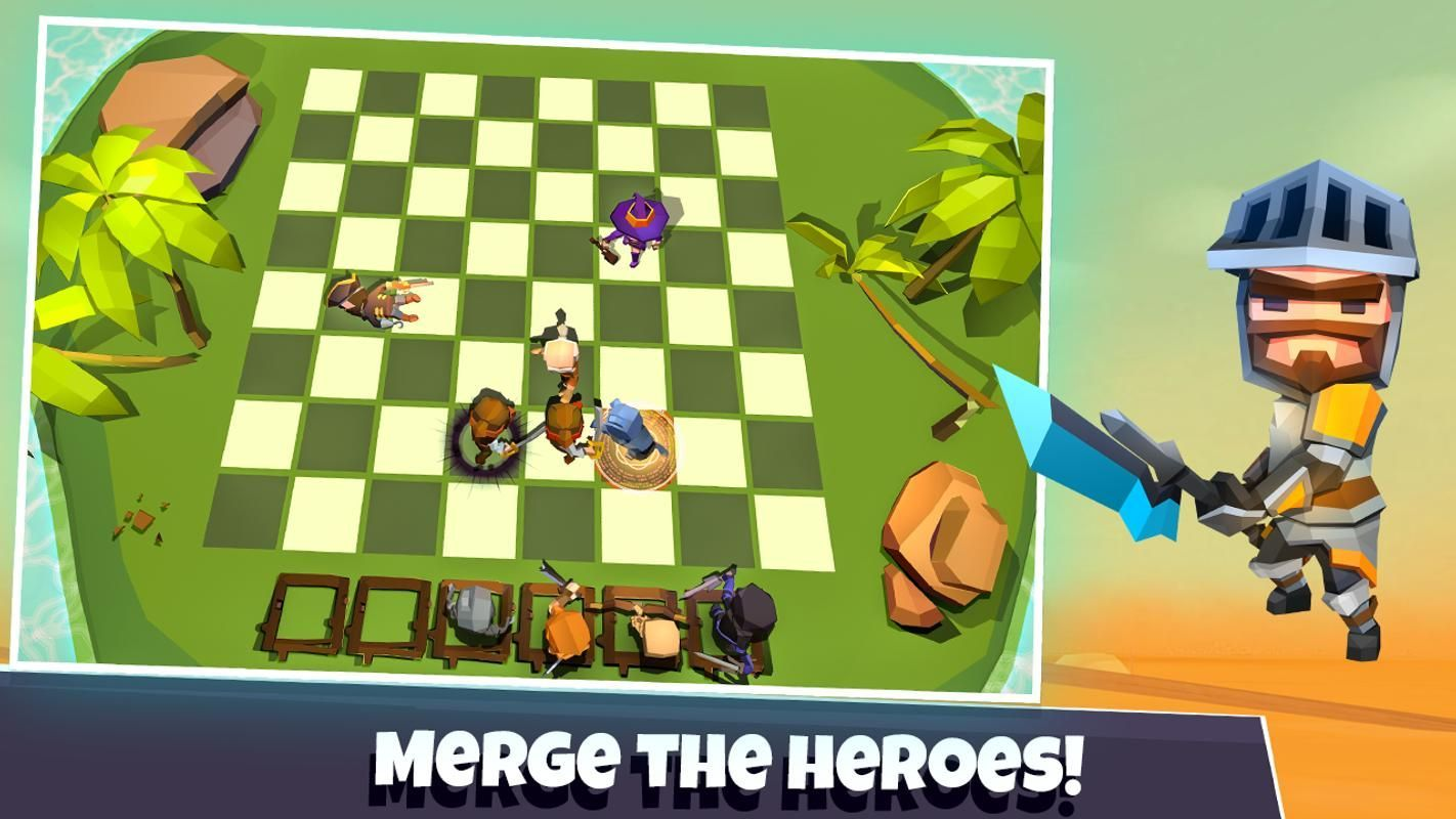 英雄自走棋游戏官方网站下载正式版(Heroes Auto Chess)图3: