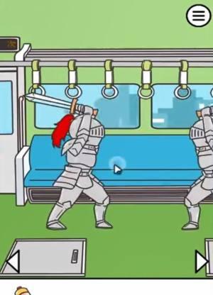 电车抢座大作战二安卓手机版图1