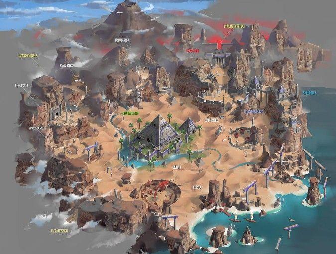 万王之王3D春日版本即将推出:沙之古城开放,神秘国度重现人间[视频][多图]图片1
