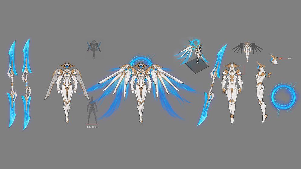 时空猎人3D手游官方网站下载公测版图2: