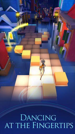 滚动的天空2幻想曲官网安卓版游戏普通下载免费版(Rolling Sky 2)图片2