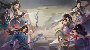 剑客自走棋官网版图5