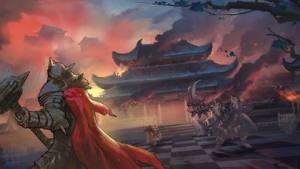 剑客自走棋官网版图3