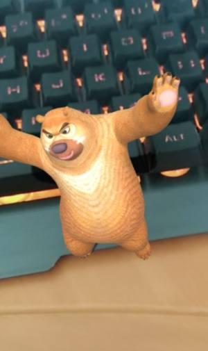 抖音生僻字熊二版特效游戏官方版下载图片3