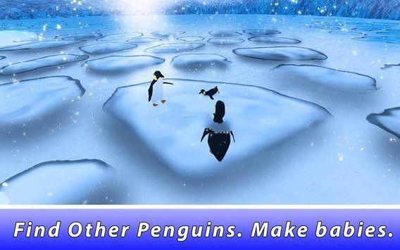 企鹅家庭模拟器南极探险游戏官方网站下载安卓版图1: