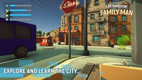 方块模拟人生游戏官方网站下载最新版图3:
