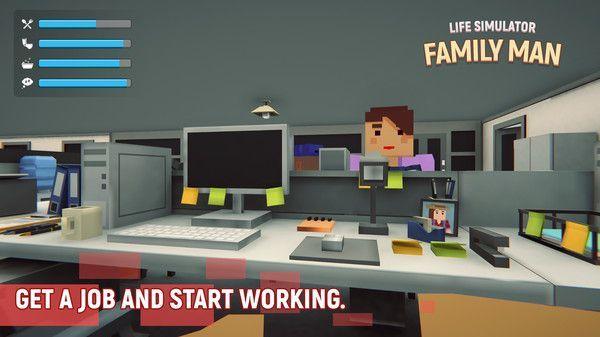 方块模拟人生游戏官方网站下载最新版图4: