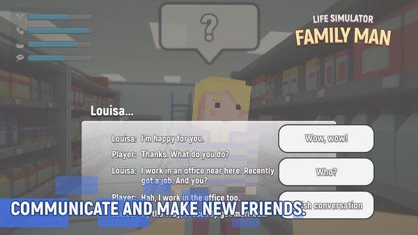 方块模拟人生游戏官方网站下载最新版图1: