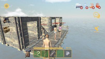 多人木筏生存游戏中文手机版下载(Raft Survival Multiplayer)图5: