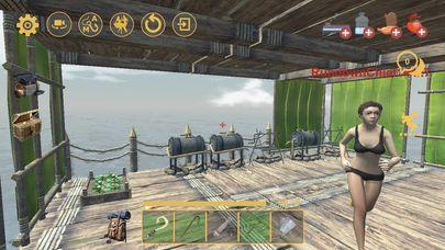 多人木筏生存游戏中文手机版下载(Raft Survival Multiplayer)图2: