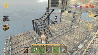 多人木筏生存游戏中文手机版下载(Raft Survival Multiplayer)图3: