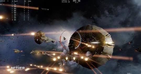 EVE Aether Wars手游官方网站下载安卓版(EVE以太战争)图片1
