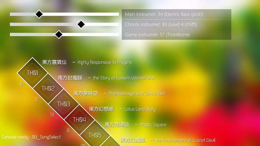 东方Project手游官方正版下载最新版(Touhou Mix)图4: