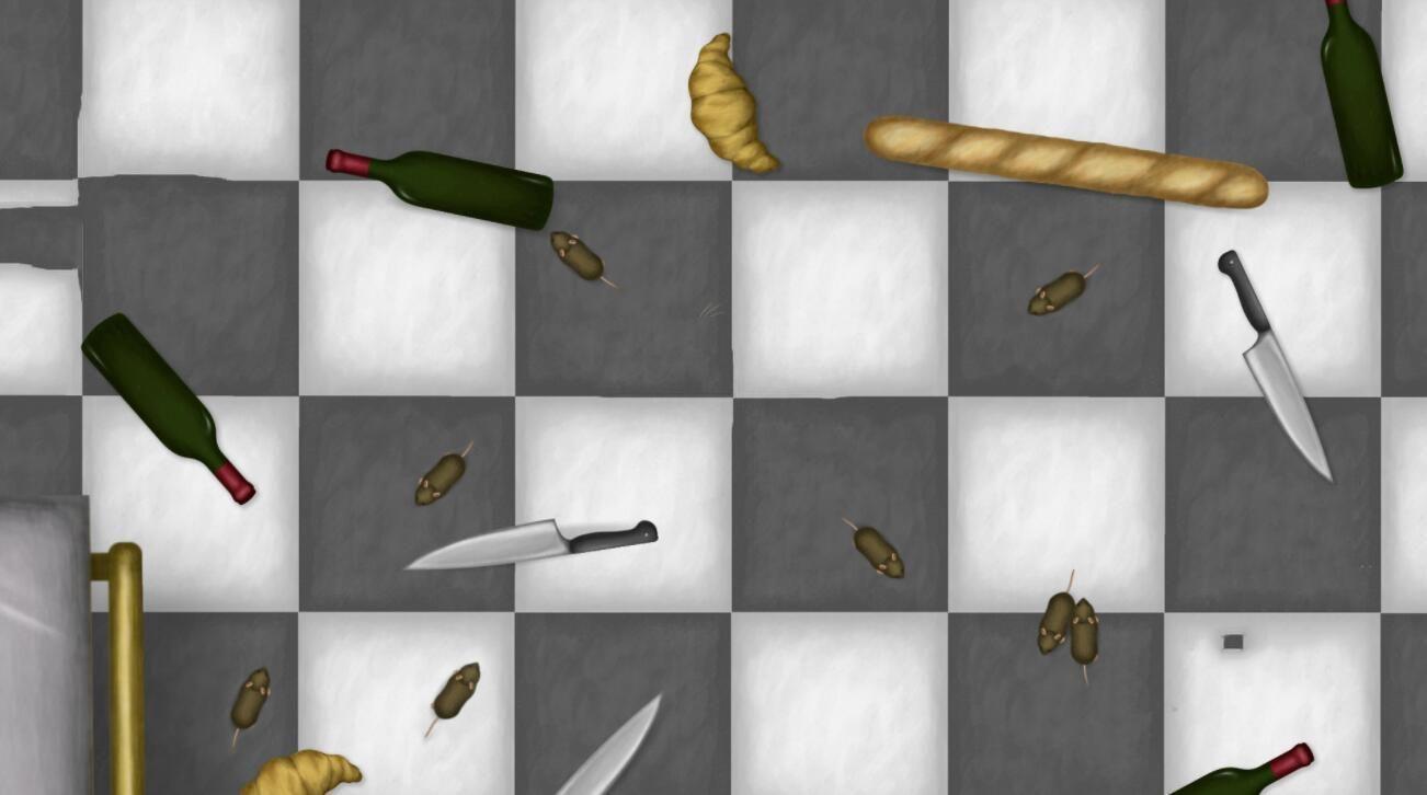爱吃苹果的小蜜蜂2中文安卓游戏下载图1: