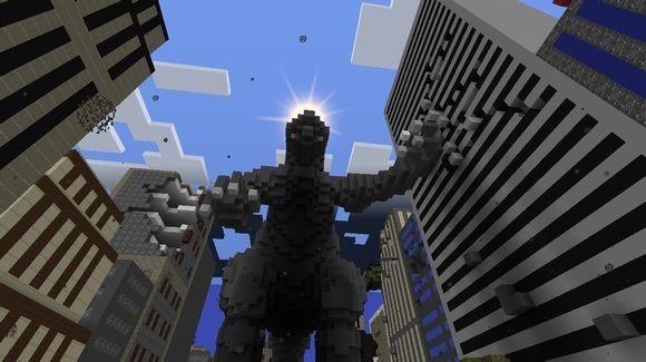 我的世界怪物大乱斗模组手机版安卓基岩版下载图1: