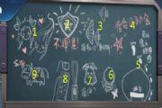 王者荣耀抢先服小黑板9大彩蛋曝光 首届运动即将开启[多图]