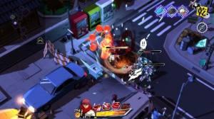 神明在上评测:现代风+仙侠风,国产硬核动作游戏图片2