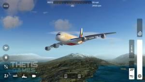 飞行模拟器2019中文修改手机版游戏下载图片3