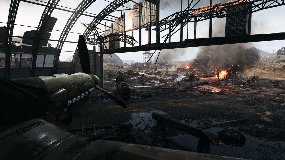 战地5大逃杀模式游戏官方网站下载正式版图1: