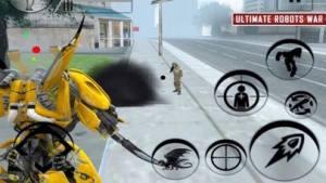 机器人战争新世界游戏安卓版(Robot War New World)图片3