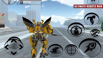 机器人战争新世界游戏安卓版(Robot War New World)图1: