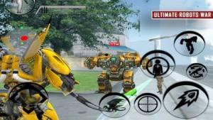 机器人战争新世界游戏安卓版(Robot War New World)图片2