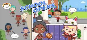 加米小镇学校免费解锁图4