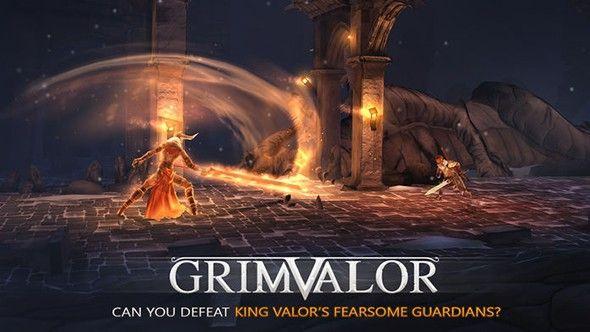 Grimvalor官方汉化版ios正式版下载图1: