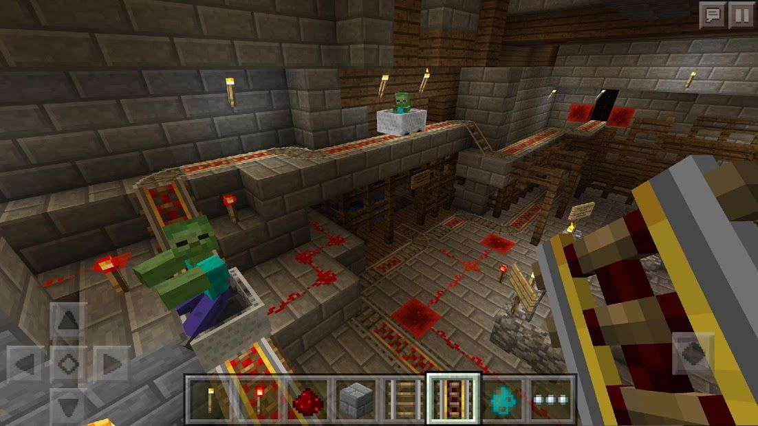 Minecraft Trial10周年试玩体验版官方正版下载图2: