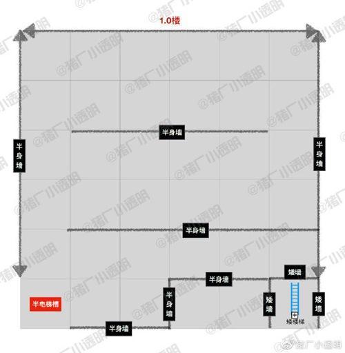 明日之后落地窗别墅设计蓝图:豪华落地窗房子平面设计图图片10