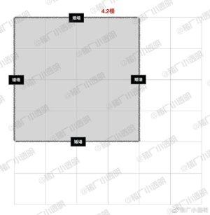 明日之后落地窗别墅设计蓝图:豪华落地窗房子平面设计图图片15