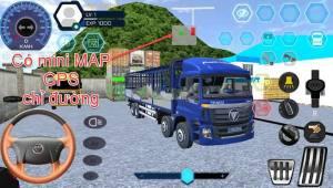 越南卡车模拟器中文版图1