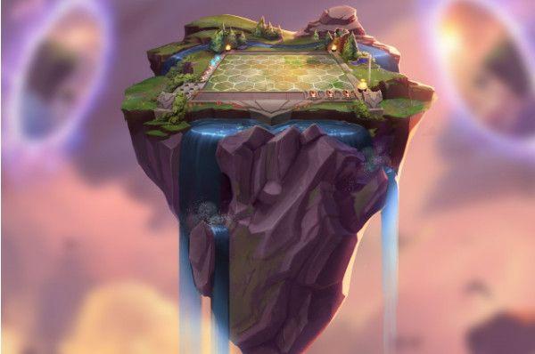 英雄联盟新模式云顶之弈游戏官方网站下载正式版图2: