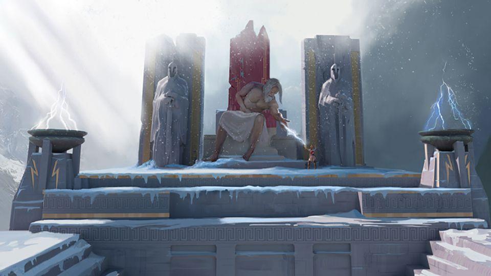 众神与怪兽游戏中文手机版图2: