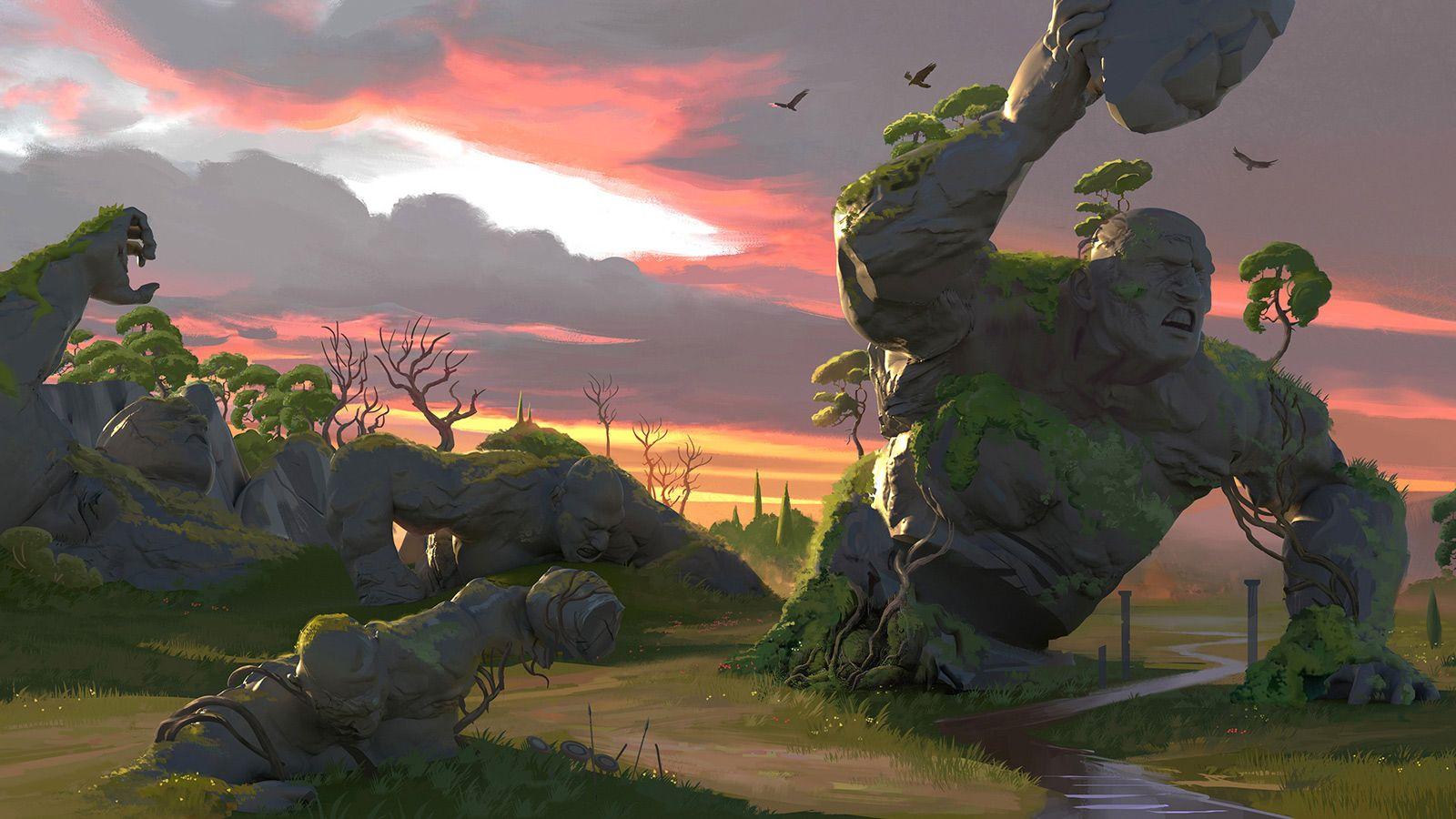 众神与怪兽游戏中文手机版图3:
