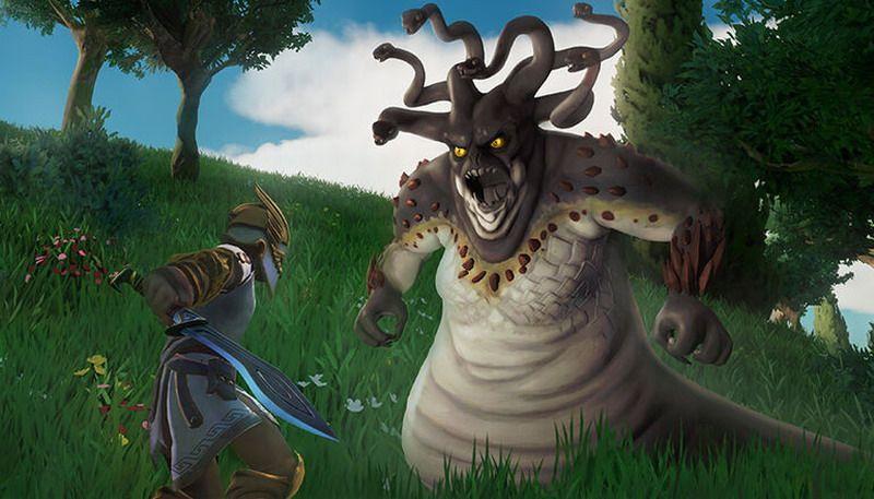 众神与怪兽游戏中文手机版图4: