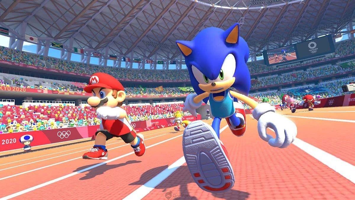 索尼克AT2020东京奥运手游官方网站正式版图片4