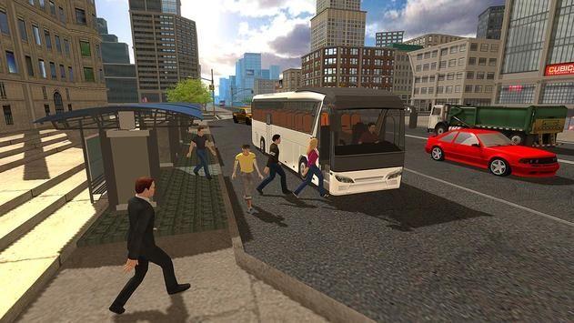 模拟客车驾驶长途2019游戏内购破解版图3: